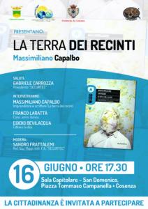 La terra dei recinti @ Sala Capitolare San Domenico | Cosenza | Calabria | Italia