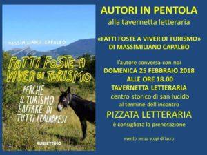 Autori in pentola @ Tavernetta Letteraria | San Lucido | Calabria | Italia