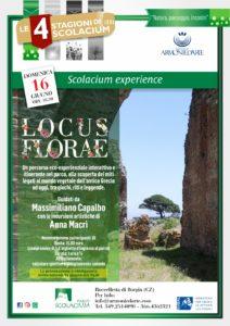 Locus Florae @ Parco Scolacium