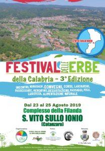 Festival delle erbe della Calabria @ Complesso della Filanda