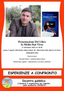 Presentazione In media stat virus @ Conflenti