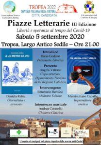 Piazze letterarie III edizione @ Tropea